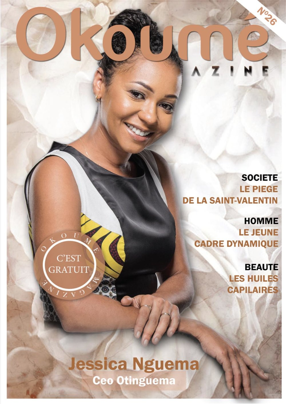 Okoume Magazine - Feb. 18