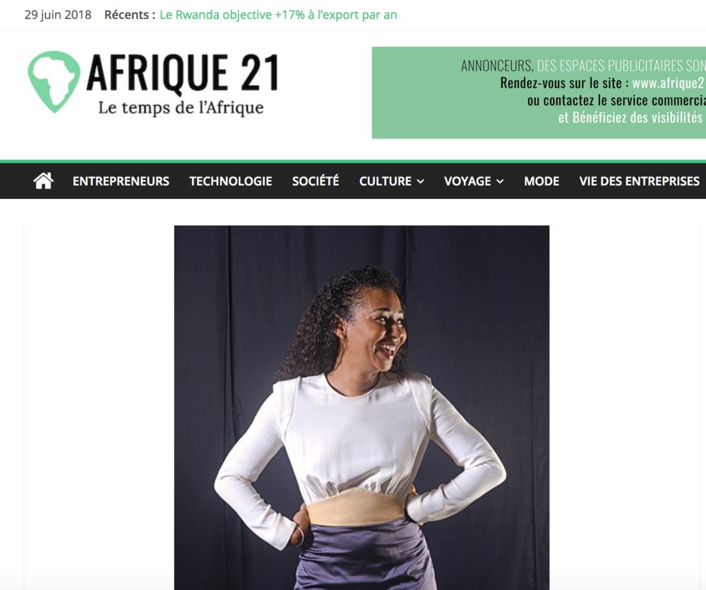 Afrique21 - Jan. 17