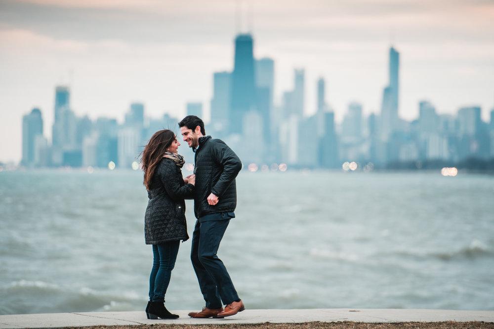 heather hackney photography chicago surprise proposal franny and josh montrose harbor--12.jpg