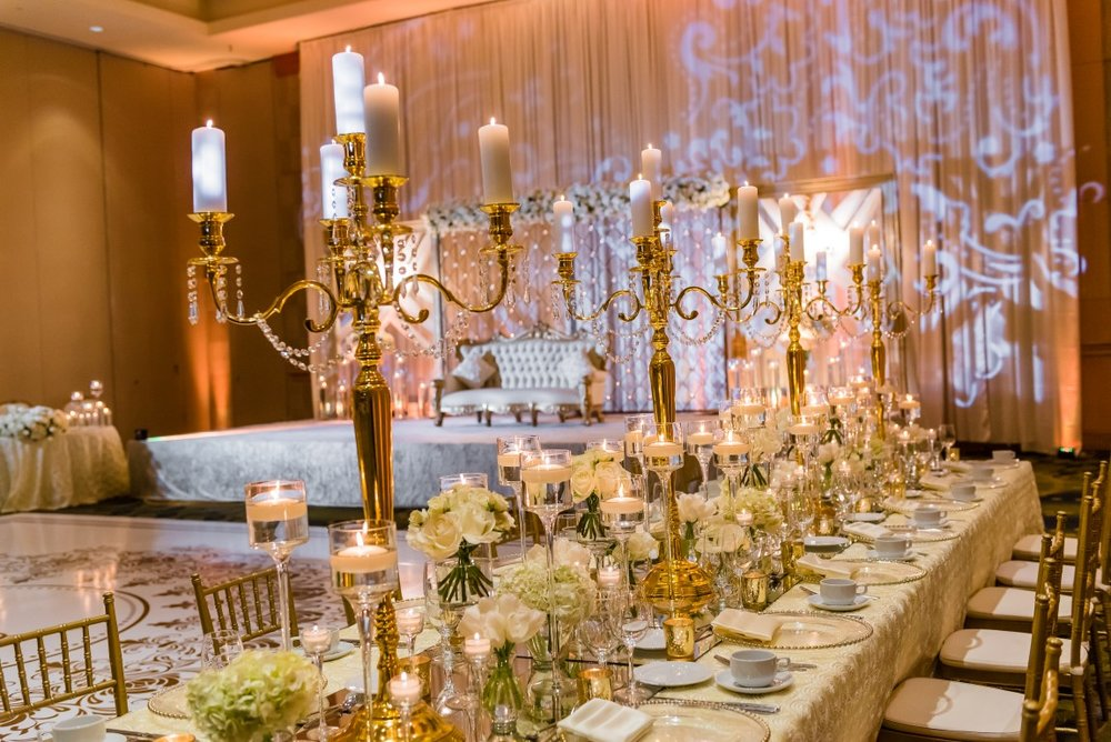 Accent Event Rentals - Luxury Touch