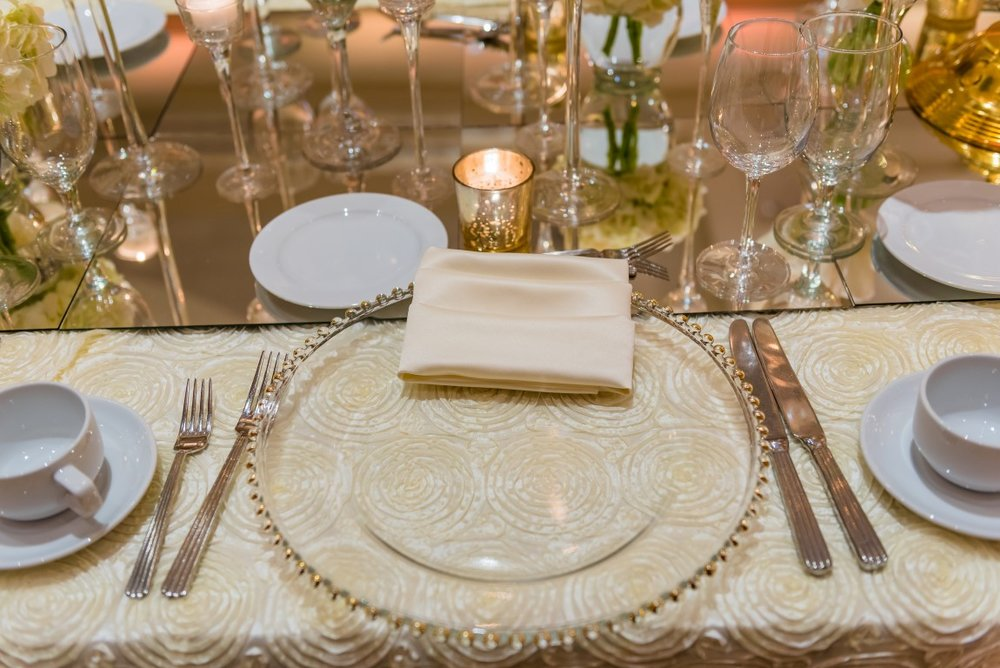 Accent Event Rentals - Food Menu