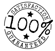 100% satisfaction guaranteed.png