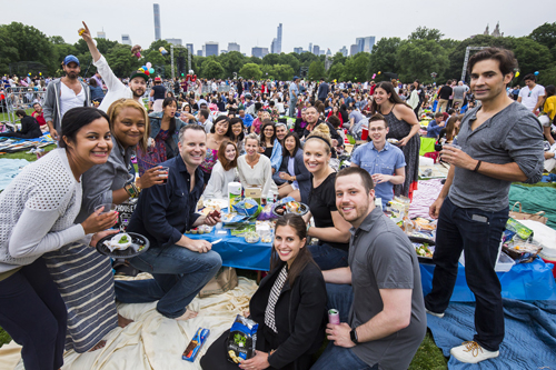 Concerts in the Parks 2015