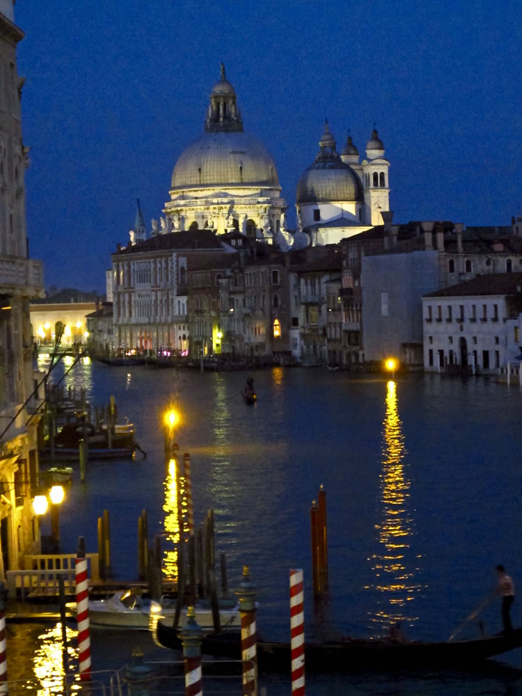 Venice After Sundown