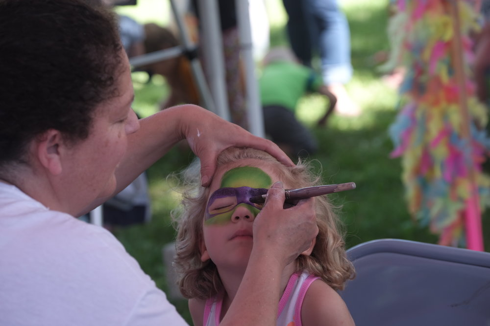 facepainting aip 16