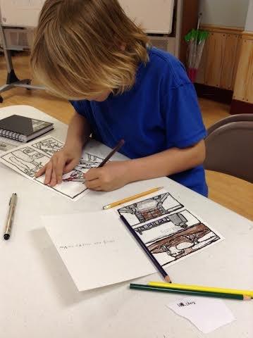 Youth Classes — Columbia Art League