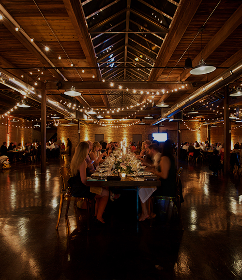 romantic urban wedding - morgan manufacturing chicago