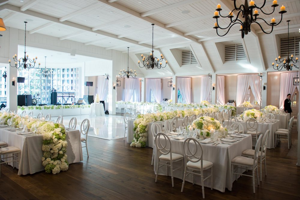 Kiawah Island River Course Wedding Reception