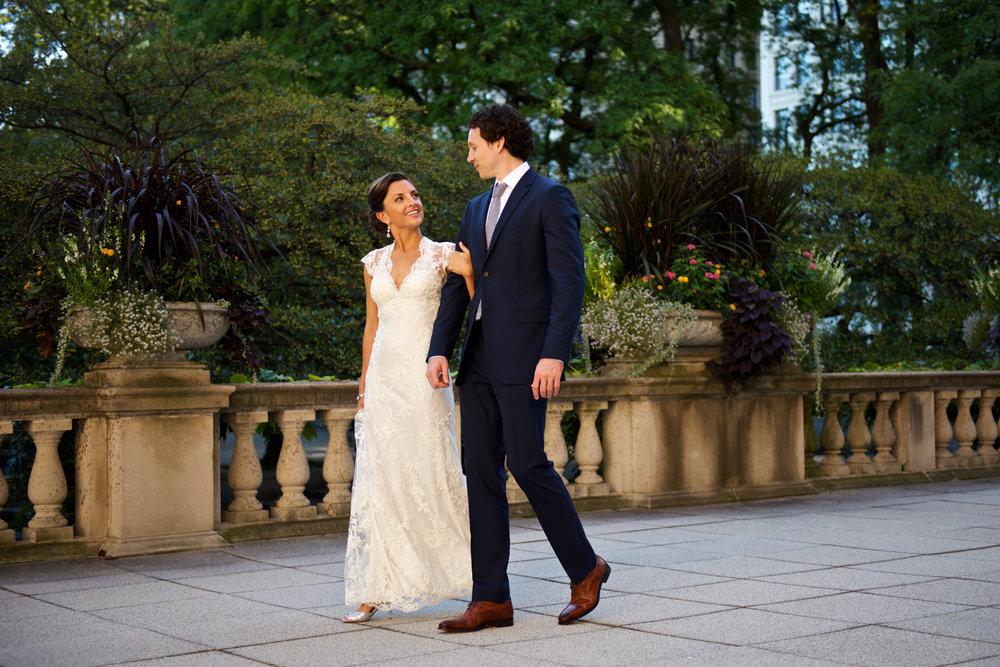 bridal portrait chicago wedding photographer