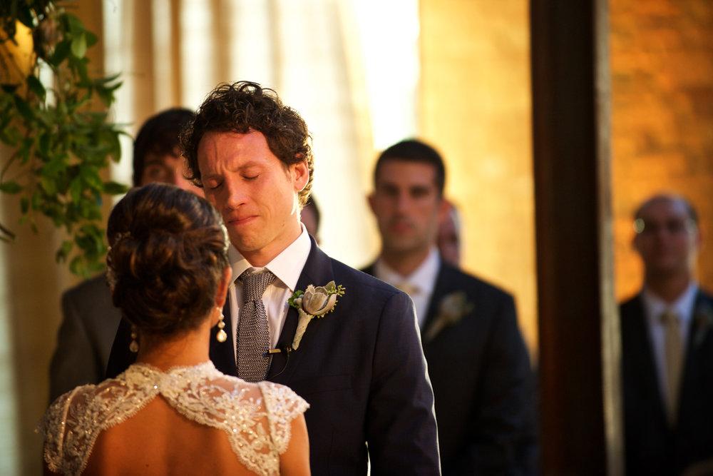 Chicago wedding photojournalism - Morgan Manufacturing