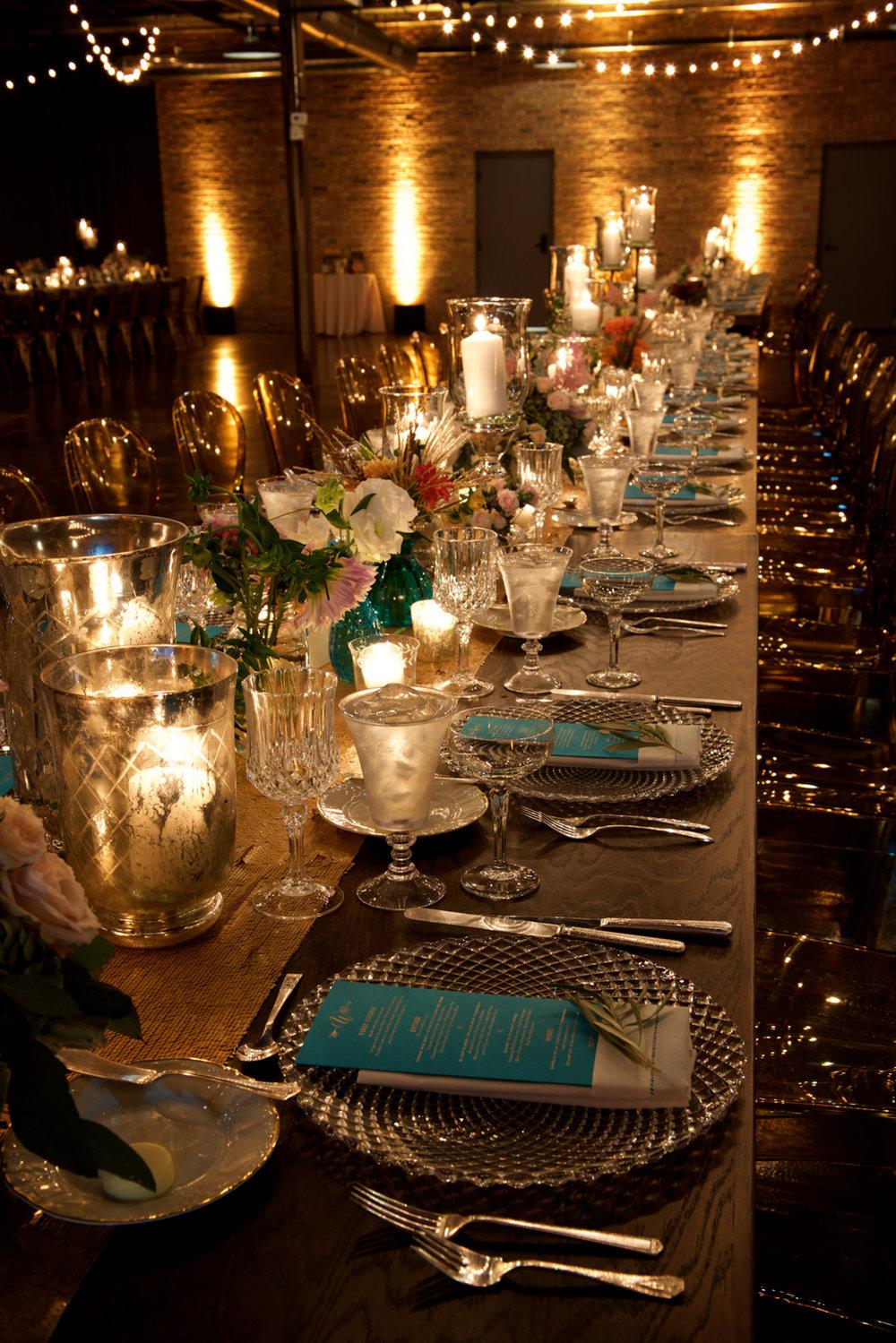 morgan manufacturing wedding reception