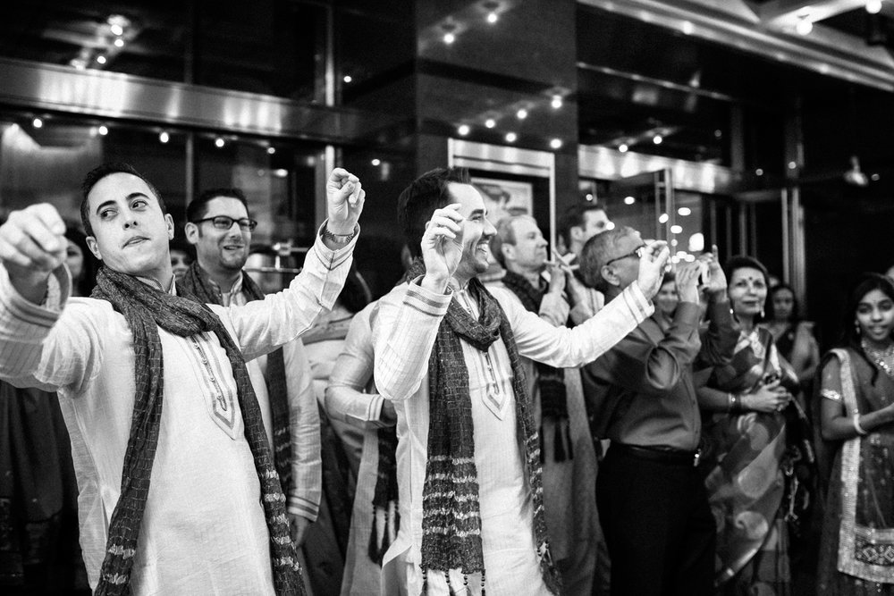 Downtown Chicago Baraat