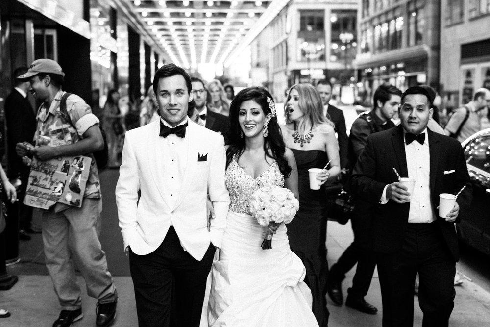 Palmer House Chicago Wedding