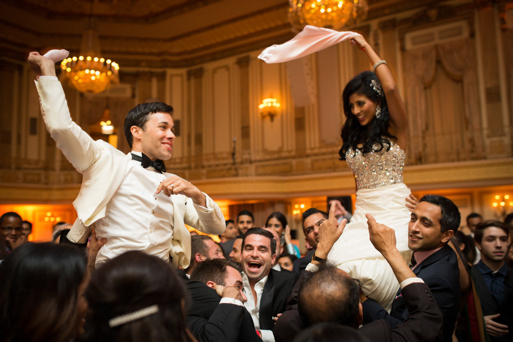 Palmer House Chicago Wedding