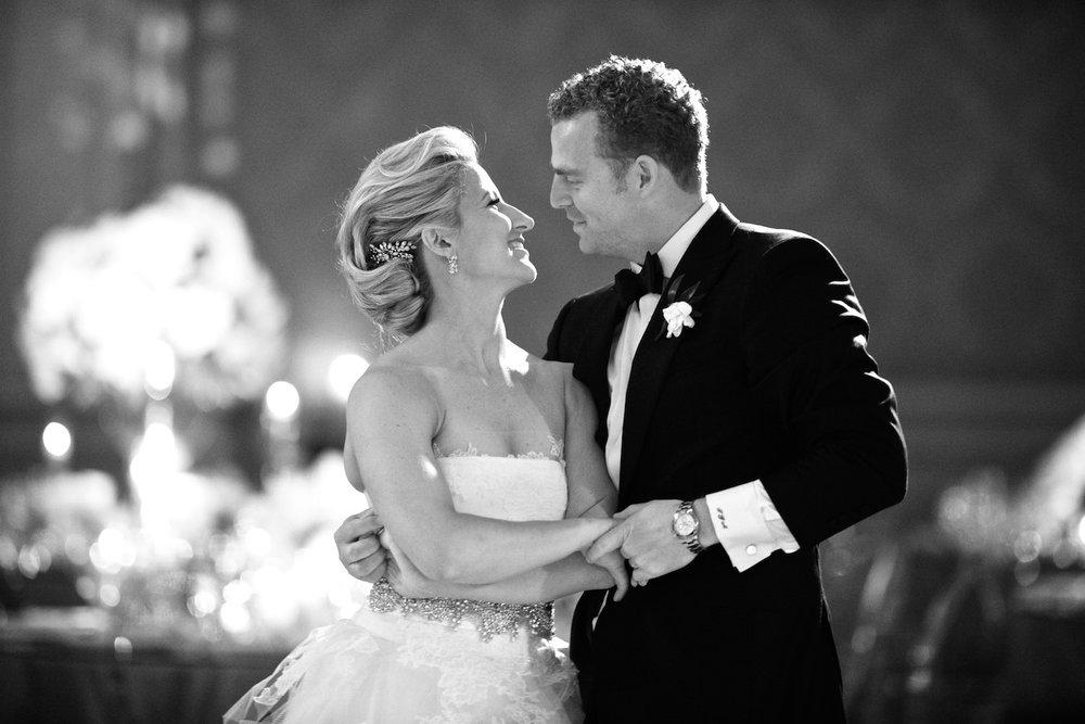 Documentary wedding photography - Four Seasons Chicago Wedding