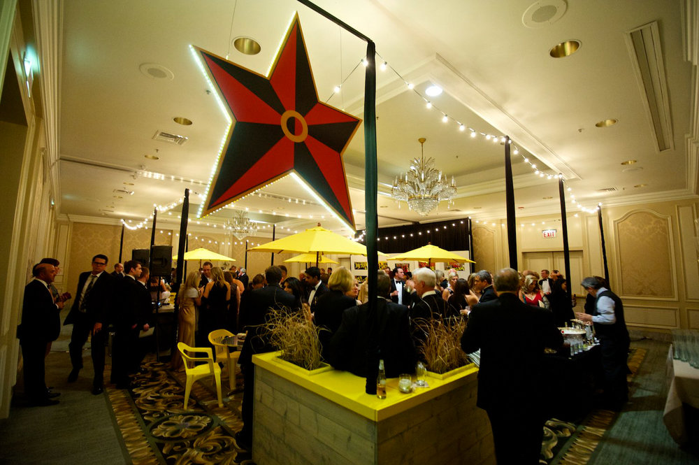 Big Star after party at Four Seasons Chicago Wedding