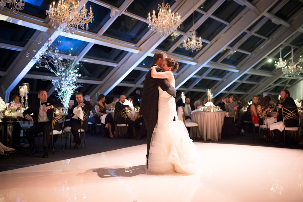 Chicago Adler Planetarium Wedding