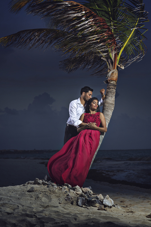 Destination wedding photography in Riviera Maya