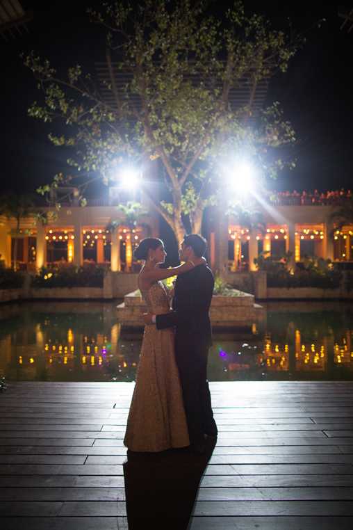 Fairmont Mayakoba Wedding
