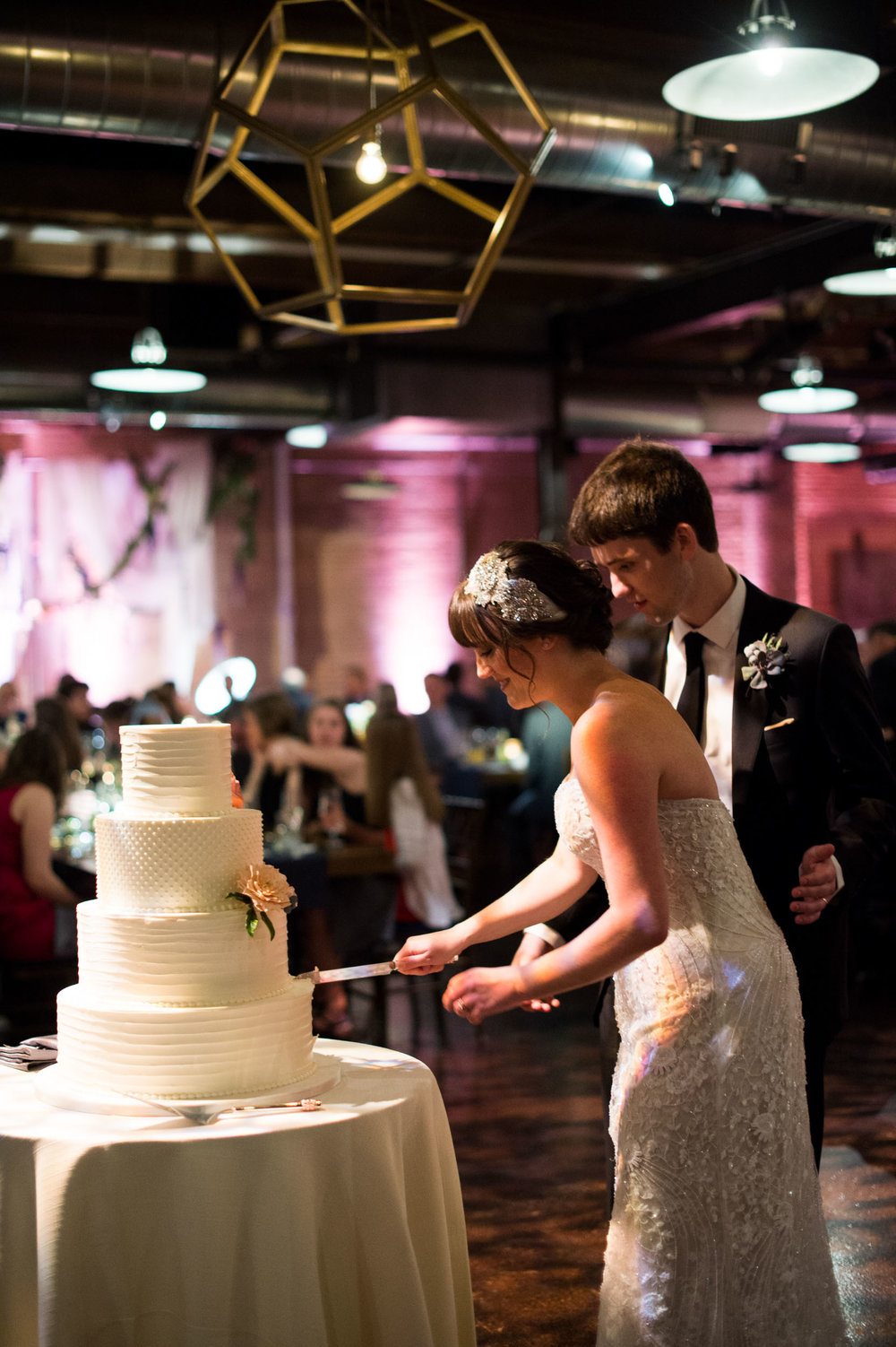 Morgan Manufacturing Wedding Chicago