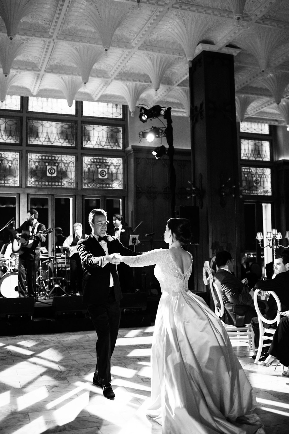 Chicago Athletic Association Wedding