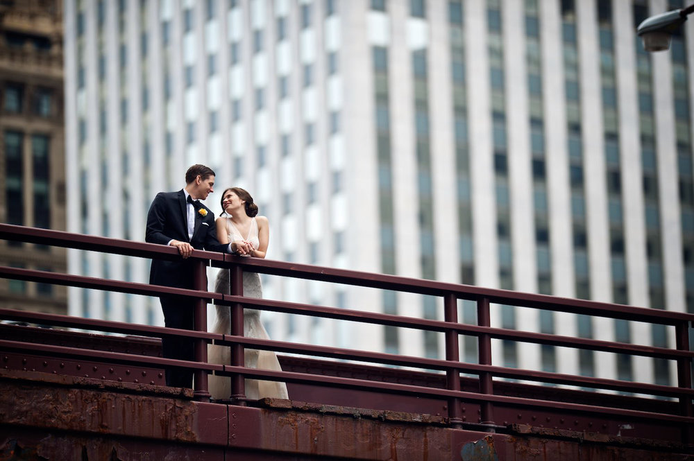 Wedding photojournalist in Chicago