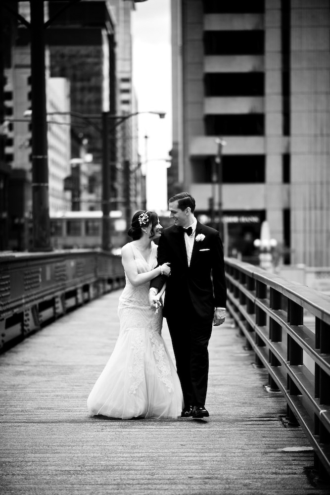 Bridgeport Art Center Chicago Wedding