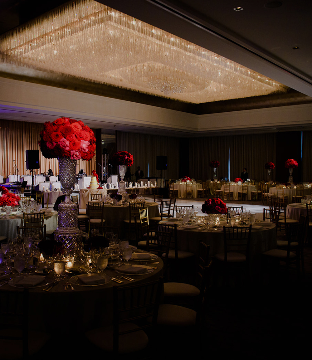 ritzy south east asian celebration - ritz carlton chicago