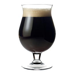 Something Dark - 5.3% A robust dry stout with a full body of chocolate and coffee notes.