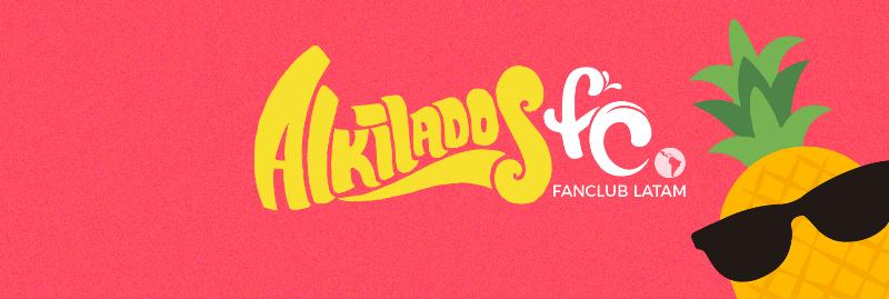 Sigue a @ALKILADOS en FACEBOOK   INSTAGRAM   TWITTER FANCLUB Latinoamérica:FACEBOOK   INSTAGRAM   TWITTER