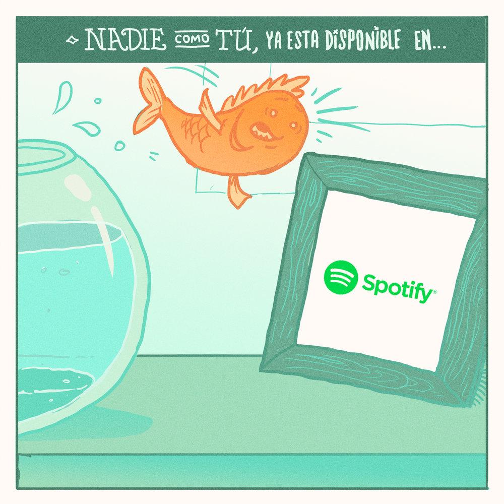 Clic para escucharla en Spotify