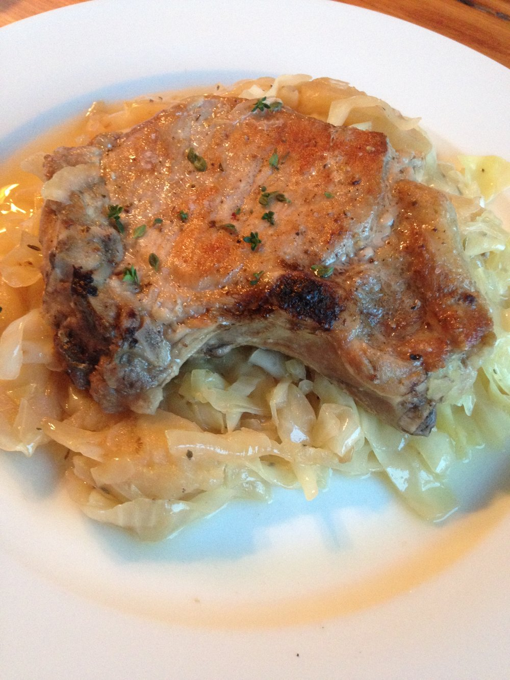 Pork Chops with Cabbage and Apples.JPG