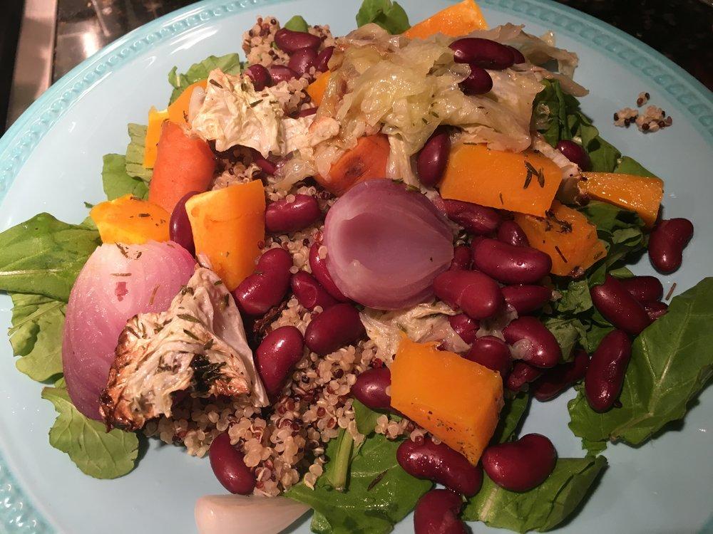 Roasted Vegetable Salad w Quinoa.JPG