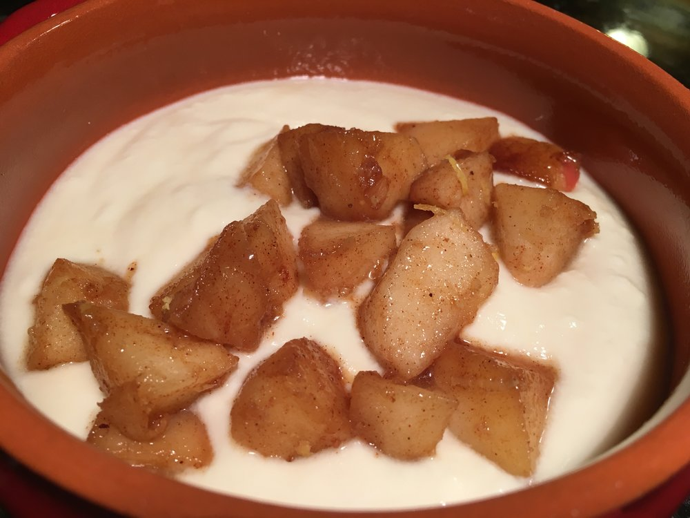 Sauteed Apples w Vanilla Yogurt.JPG