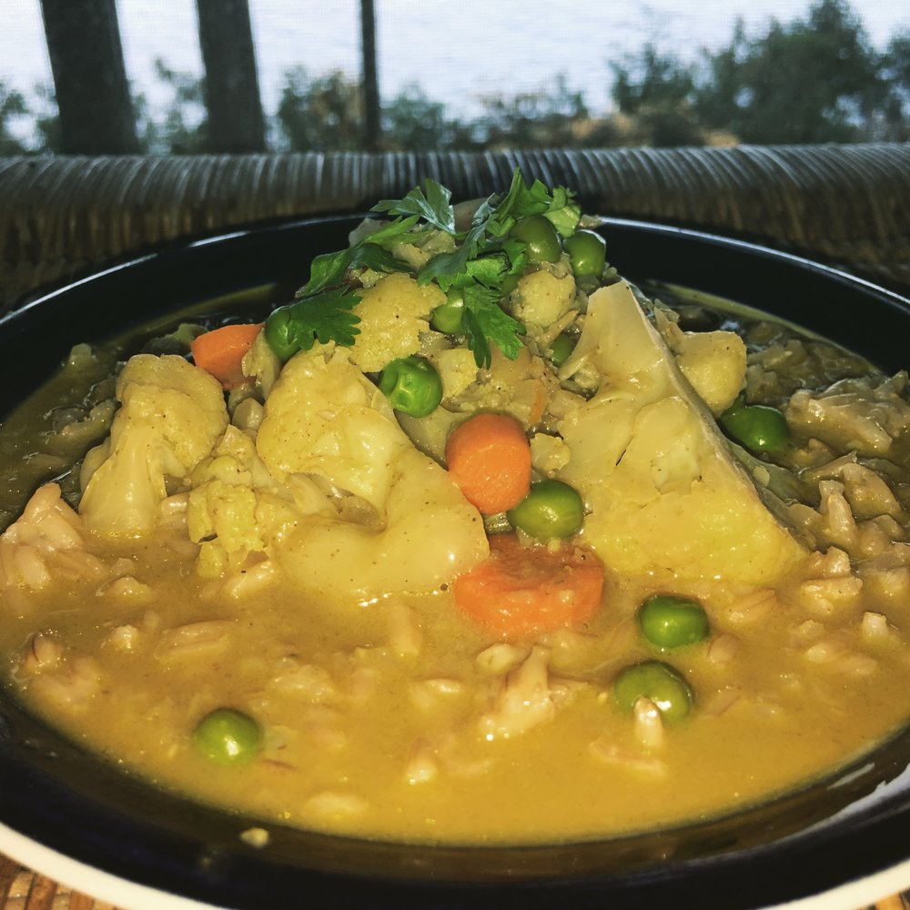 Cauliflower & Coconut Milk Stew.JPG