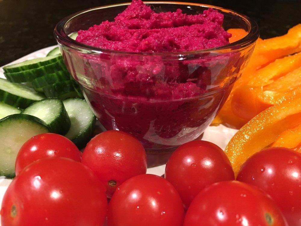 Beet Hummus Plate.JPG