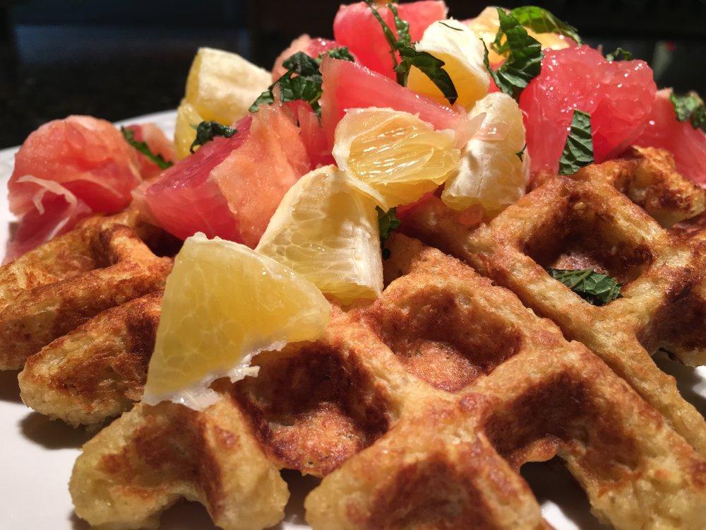 Waffles w Citrus Compote.JPG