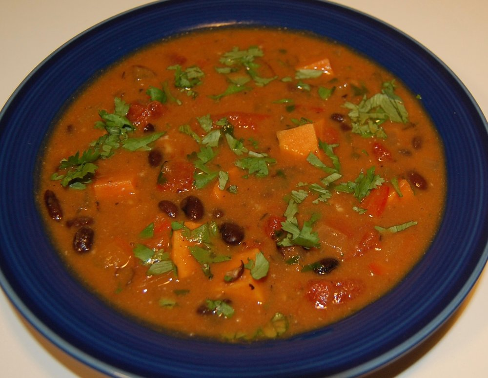 Carribean Black Bean Soup.JPG