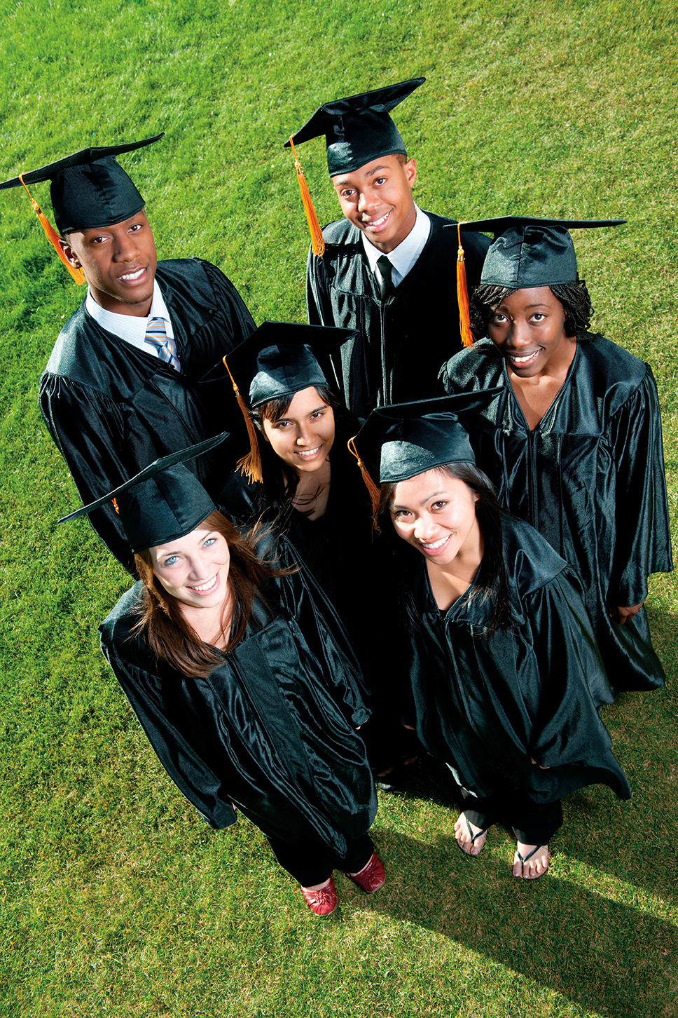 College Bound Rural Virtual School Kids