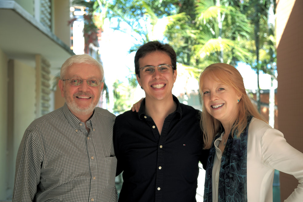 Gary Lindsay (compositor), Rafael Piccolotto de Lima   (compositor), Maria Schneider   (compositora). Miami. 2014.