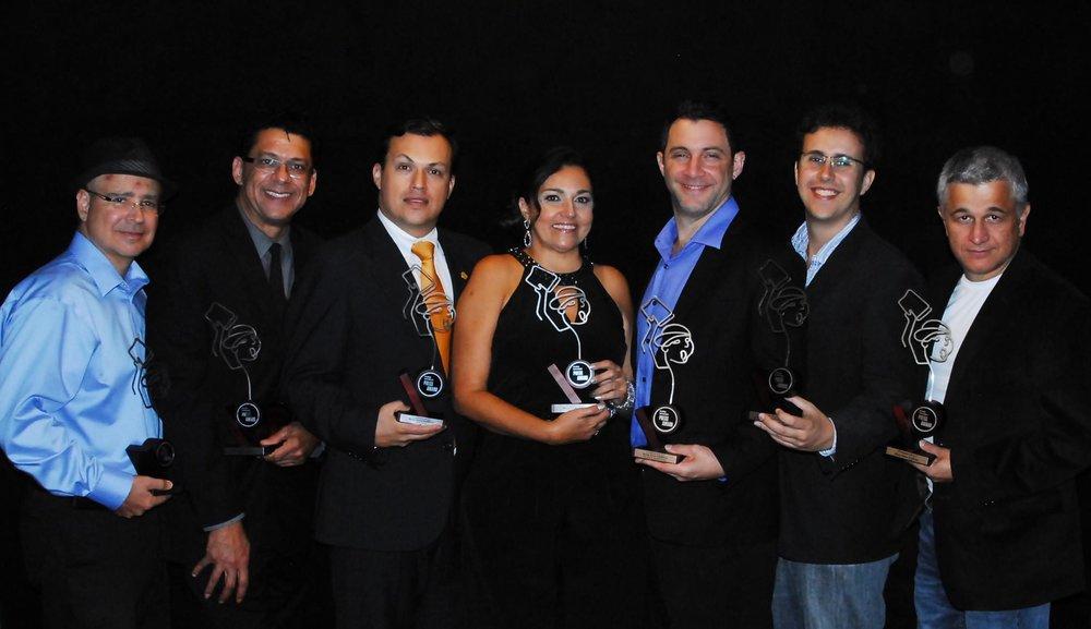 Brazilian Press Award, Miami.