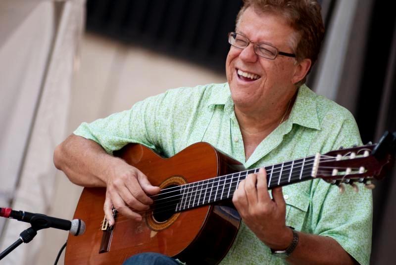 Special concert featuring Brazilian Guitarist ROMERO LUBAMBO. -