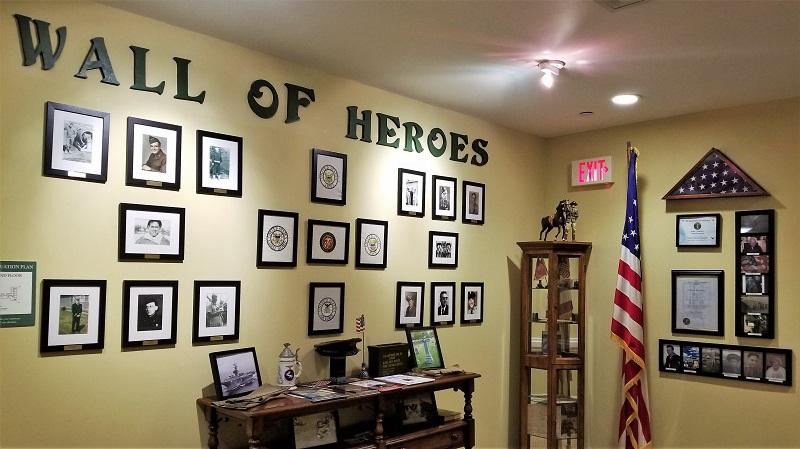 BSL at Hamden in Hamden, Conn., is home to 21 veterans.