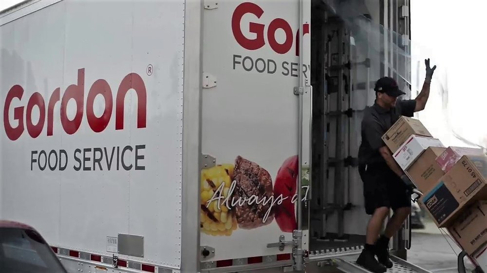 Gordon Food Service sponsored our first two tournaments and was the diamond sponsor of the Golf & Spa Invitational .