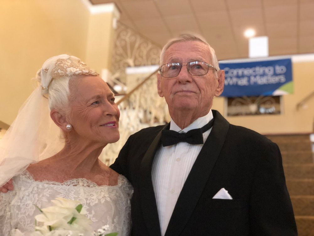 "The dedicated associates at    The Village at Kensington Place in Meriden   , Conn., helped Charlie and Gail ""connect to what matters."""