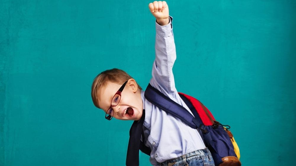 Voller Energie ins neue Schuljahr