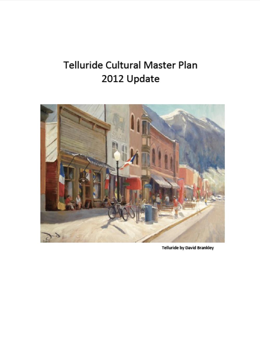 Community Benchmark: Telluride