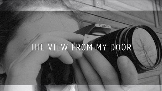 The View from My Door logo