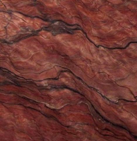Revolution Red Granite