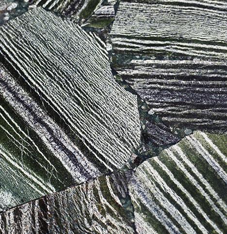 Zebra Stone Semi Precious